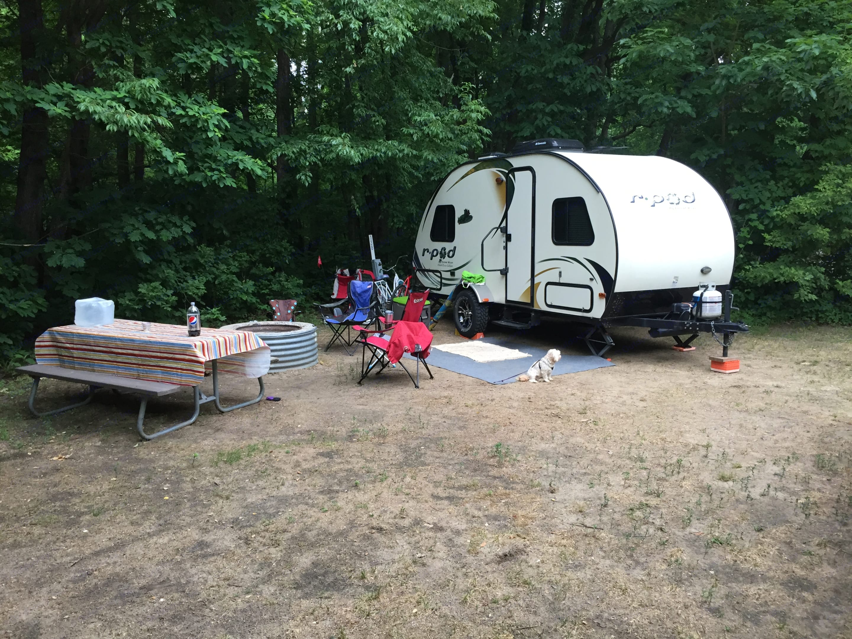 Forest River R-Pod 2014