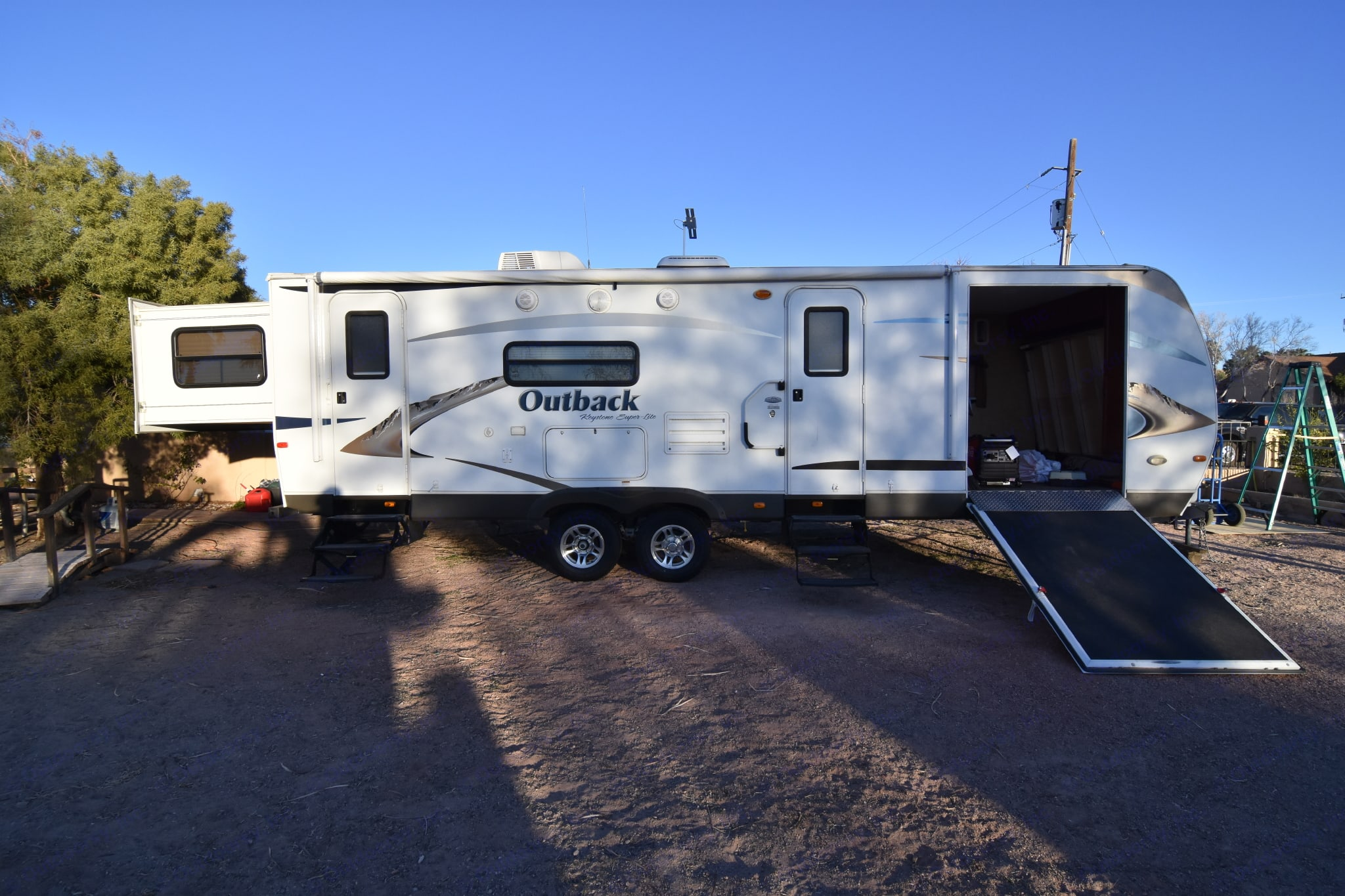 Keystone Outback 2011