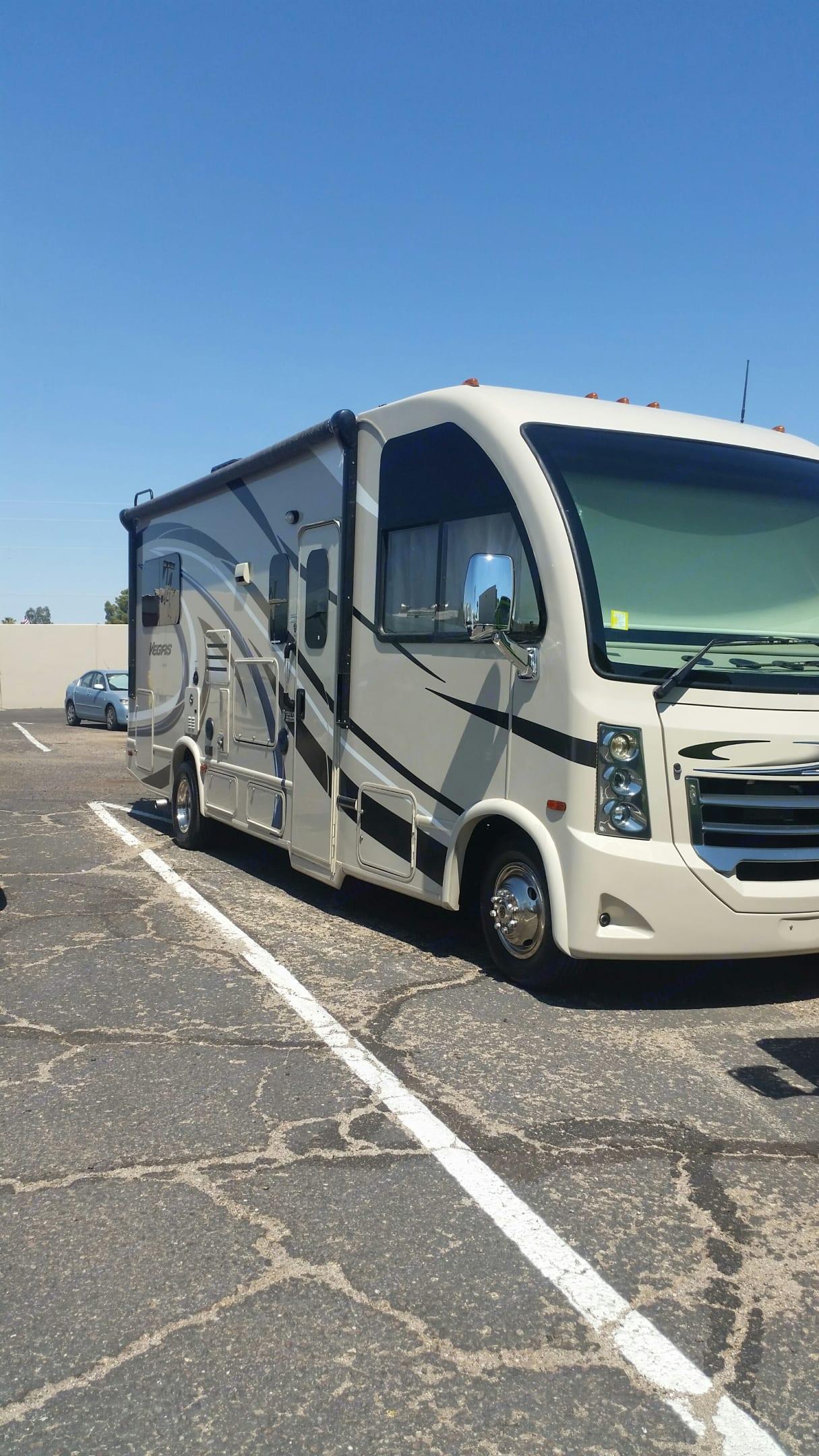 Thor Motor Coach Vegas 2017
