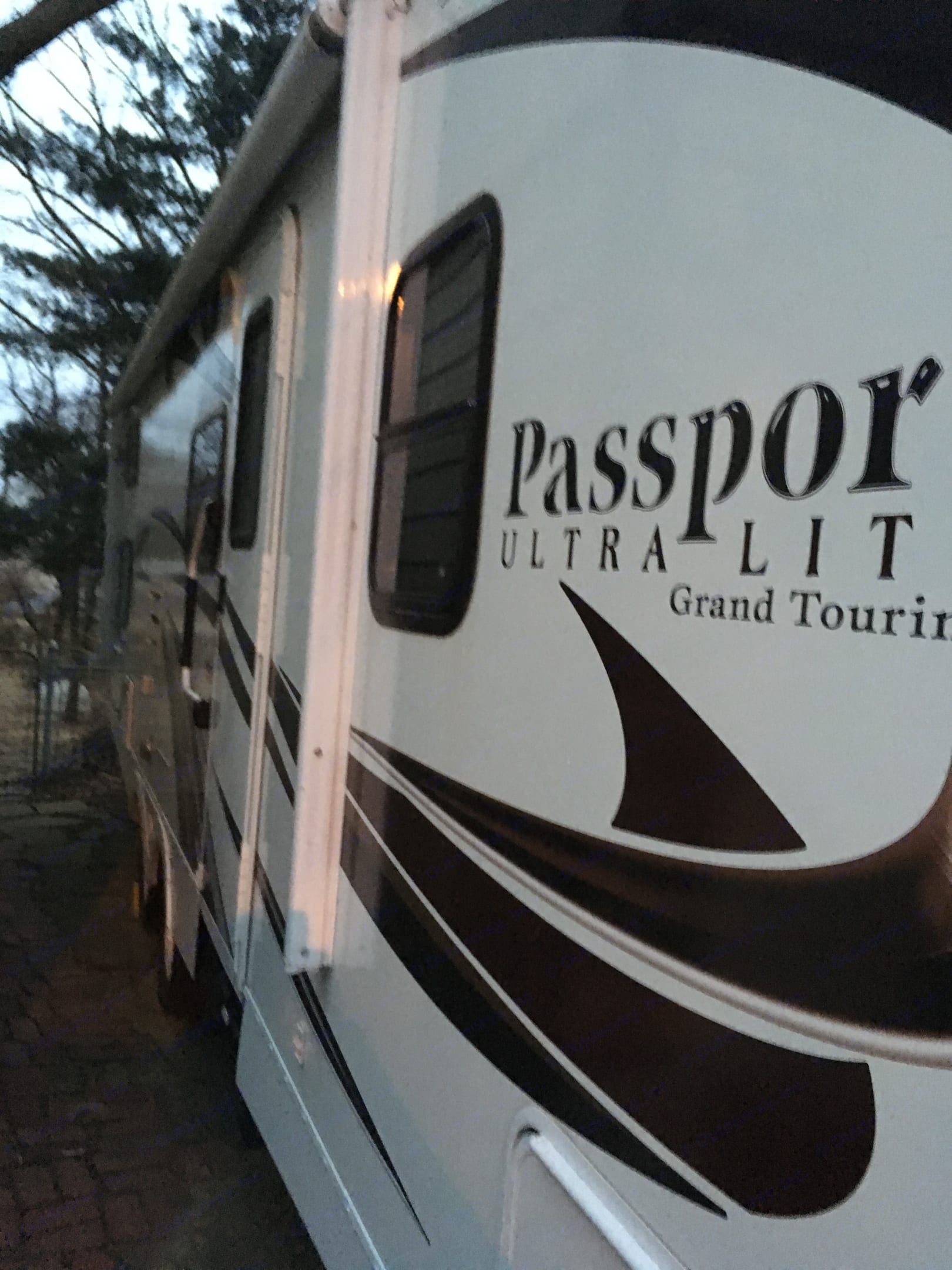 Passprt Ultralight grand touring 2012