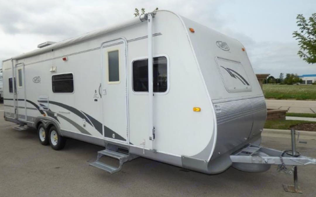 Two entries for privacy. . R-Vision 8308s 2006