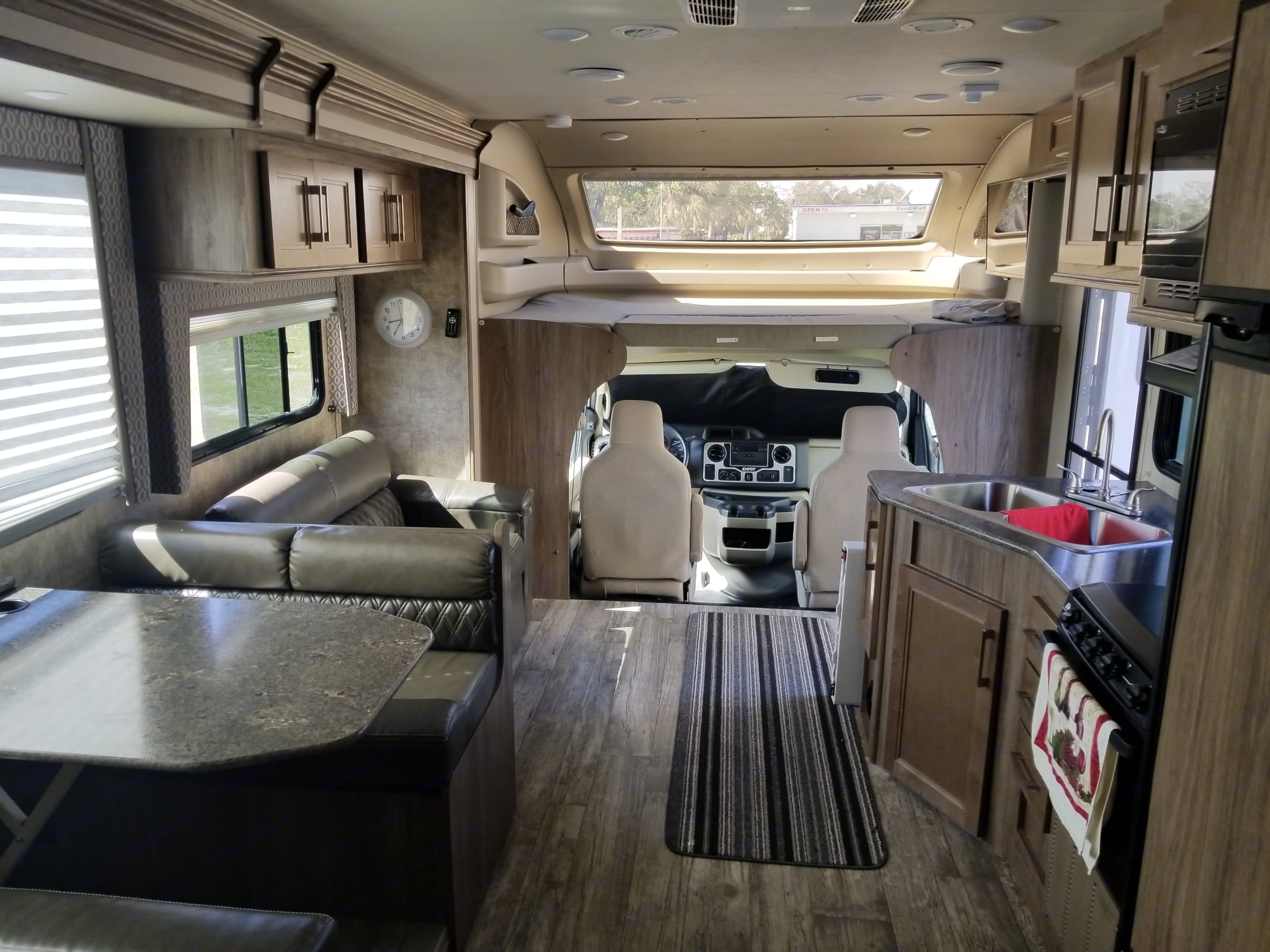 View from back of RV to front. Jayco Other 2018