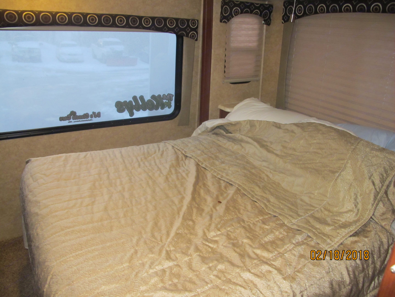 rear bedroom  . Forest River Forester 2015