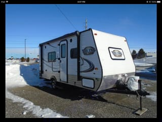 Forest River Viking 17 FQ (front Queen). Forest River Viking 2016