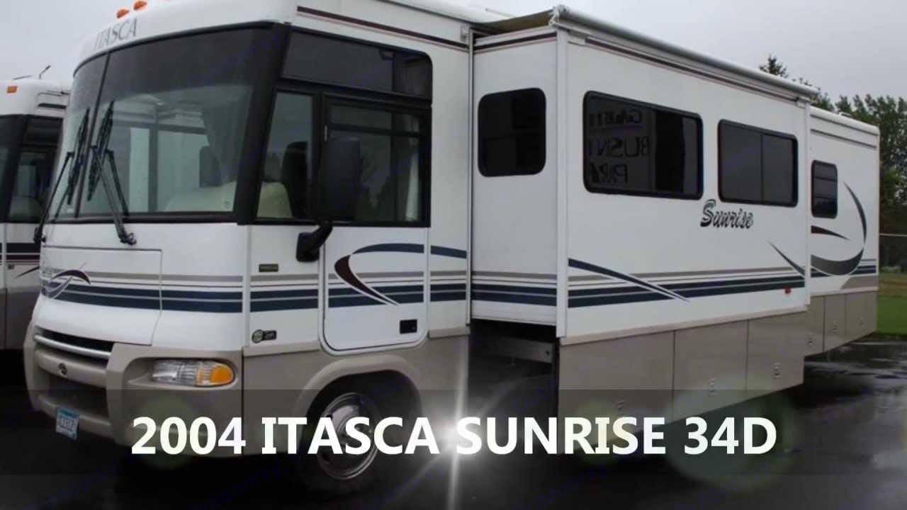 Itasca Sunrise 2004
