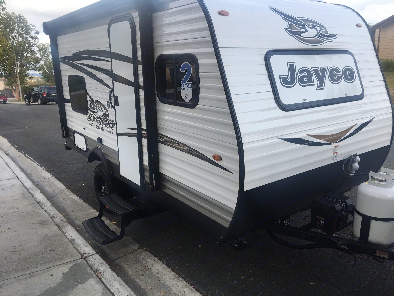 Jayco Jayflight 154bh 2018