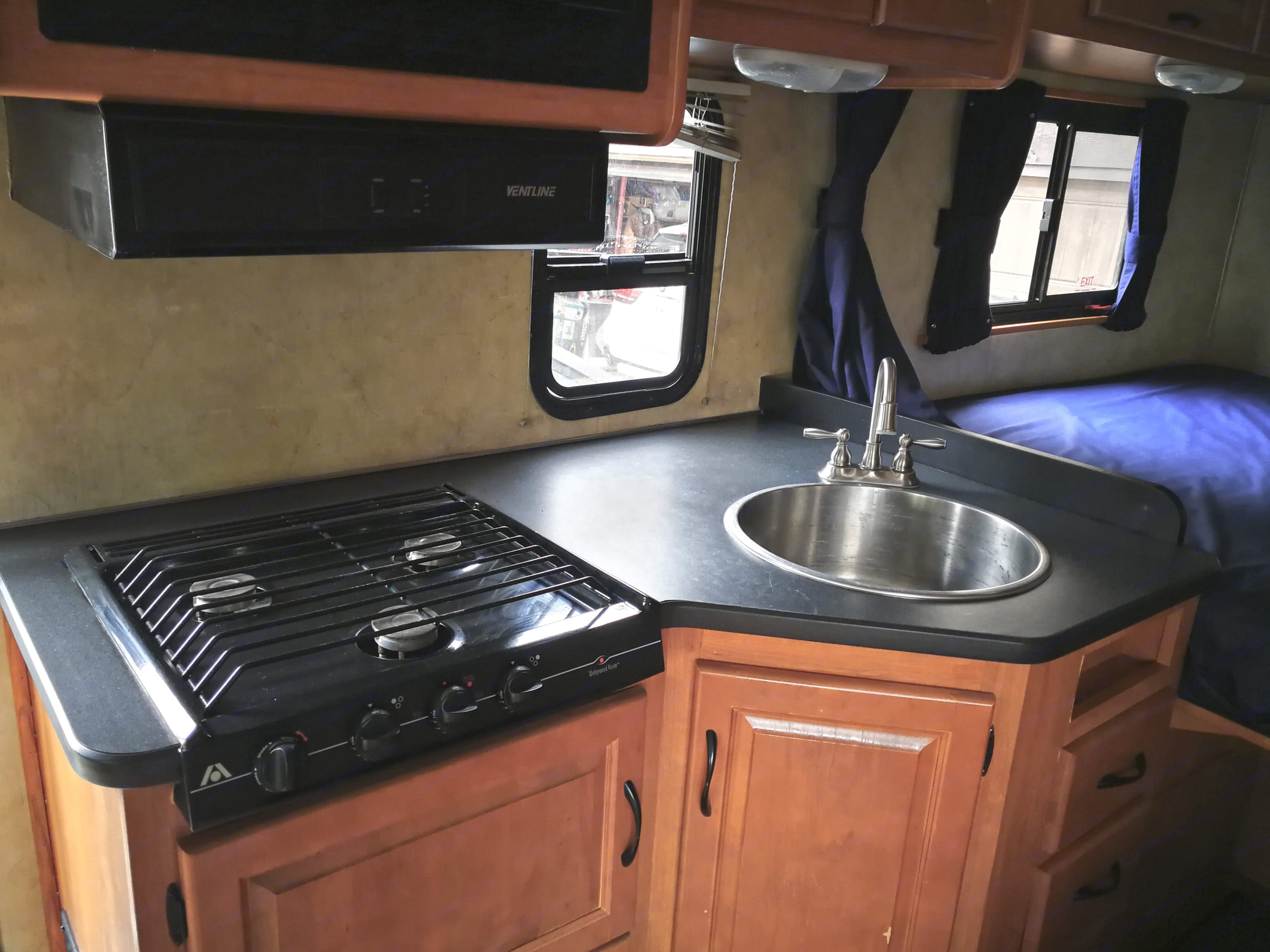 Kitchen. Ford Majstic 23A 2012