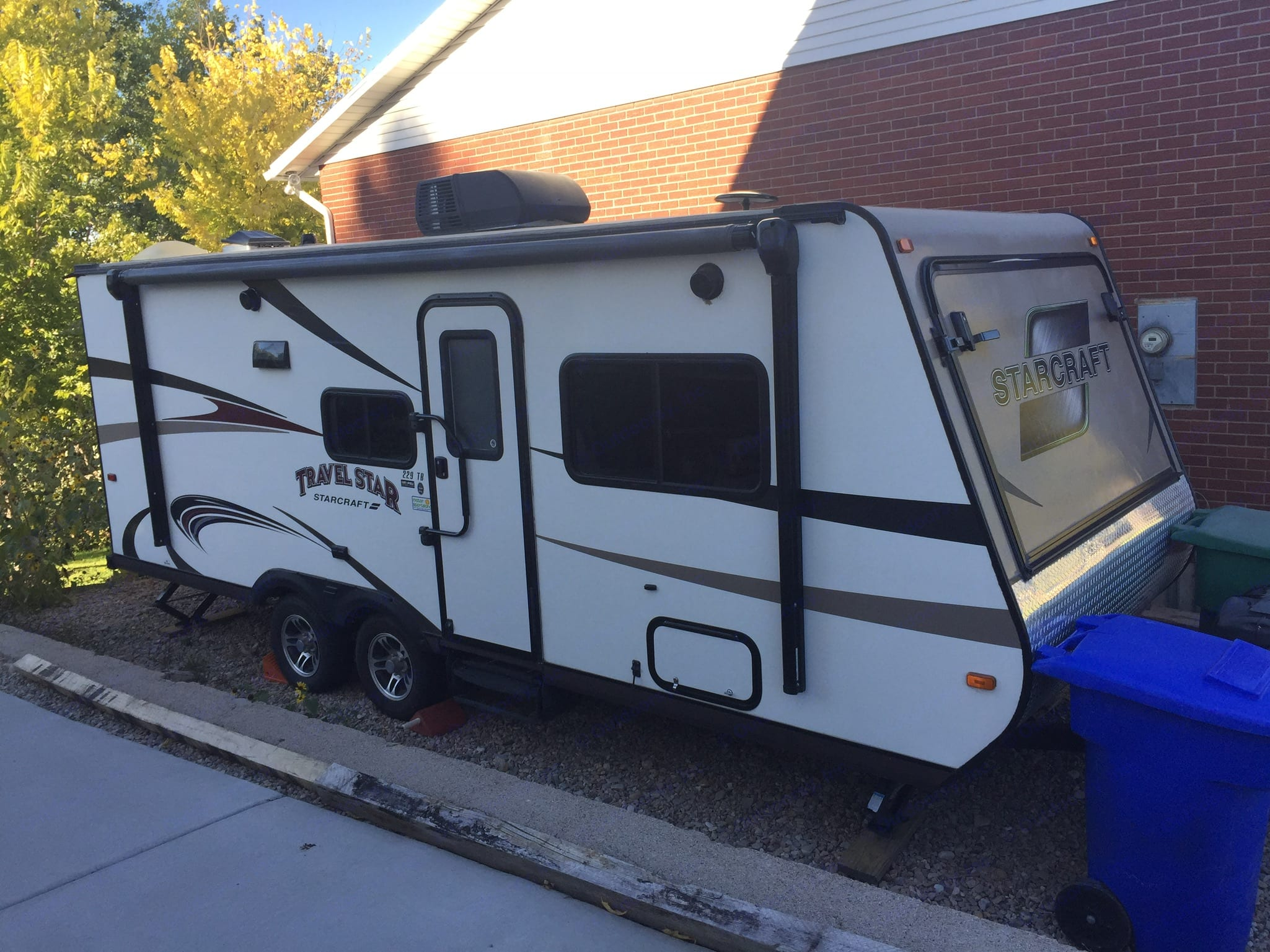 Starcraft Camping Trailers 2015