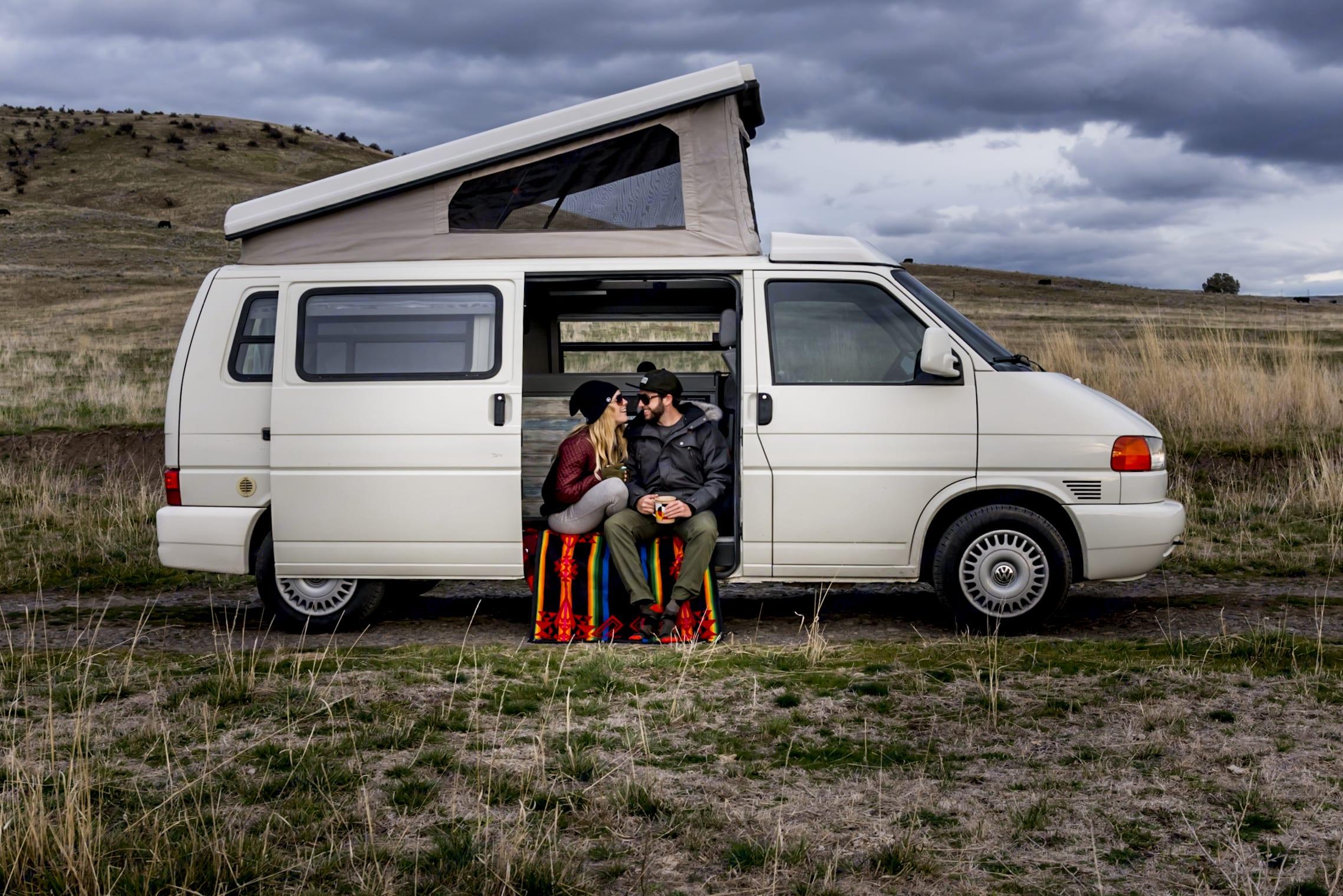 Make memories to last a lifetime.  . Volkswagen Eurovan Camper 1997