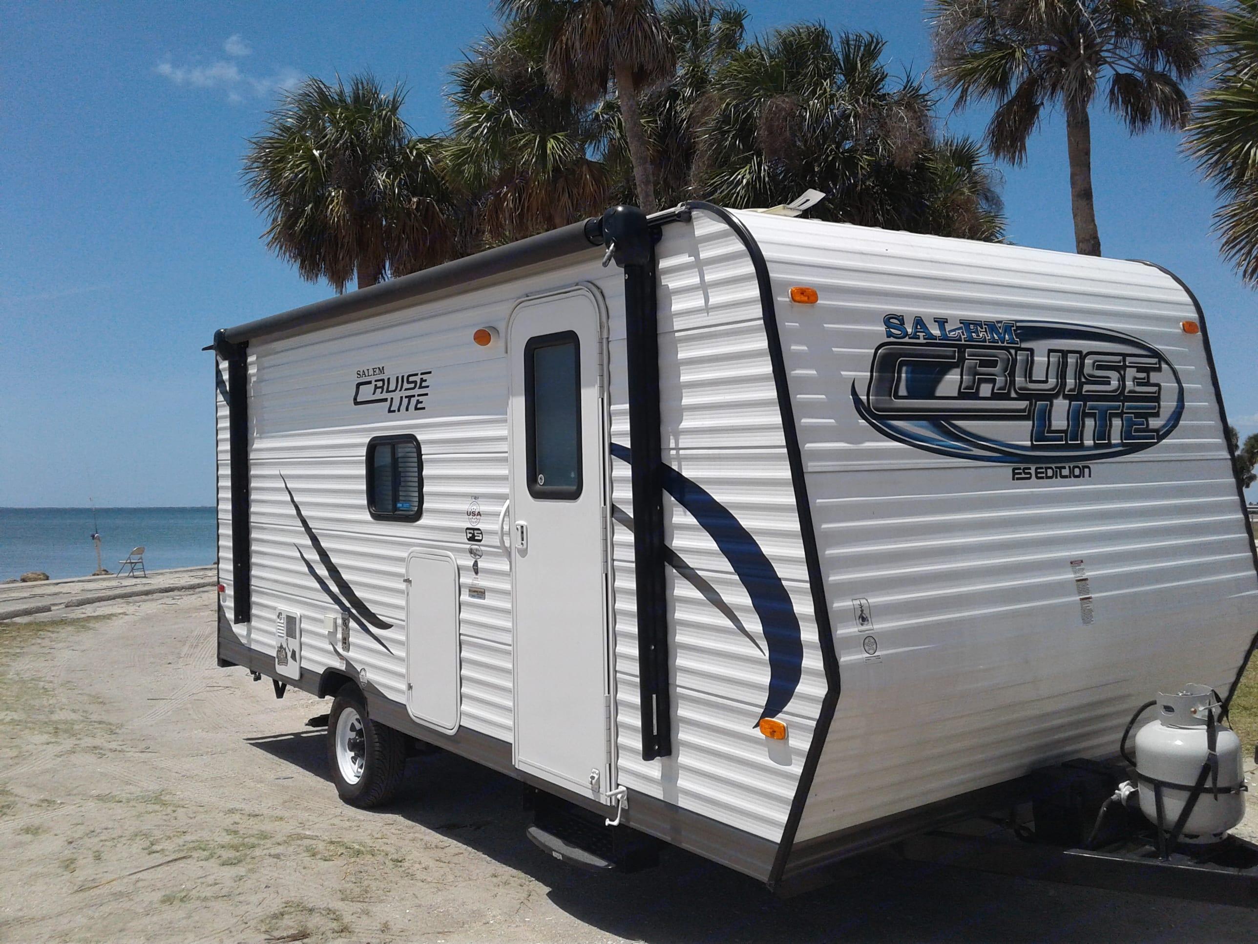 Keystone Salem Cruise Lite 2015