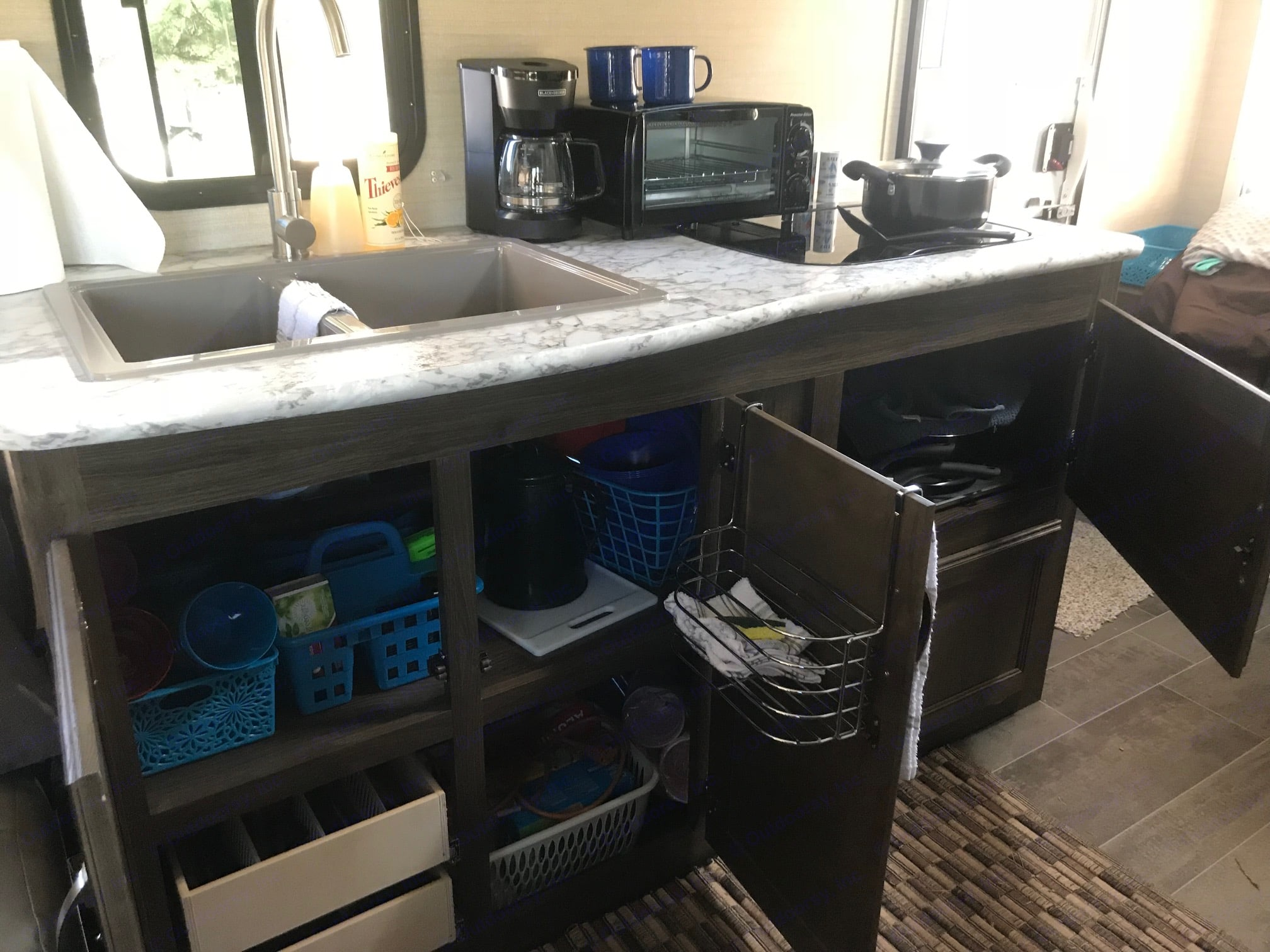 Kitchen is stocked with all you will need! . Keystone Bullet Crossfire 2018