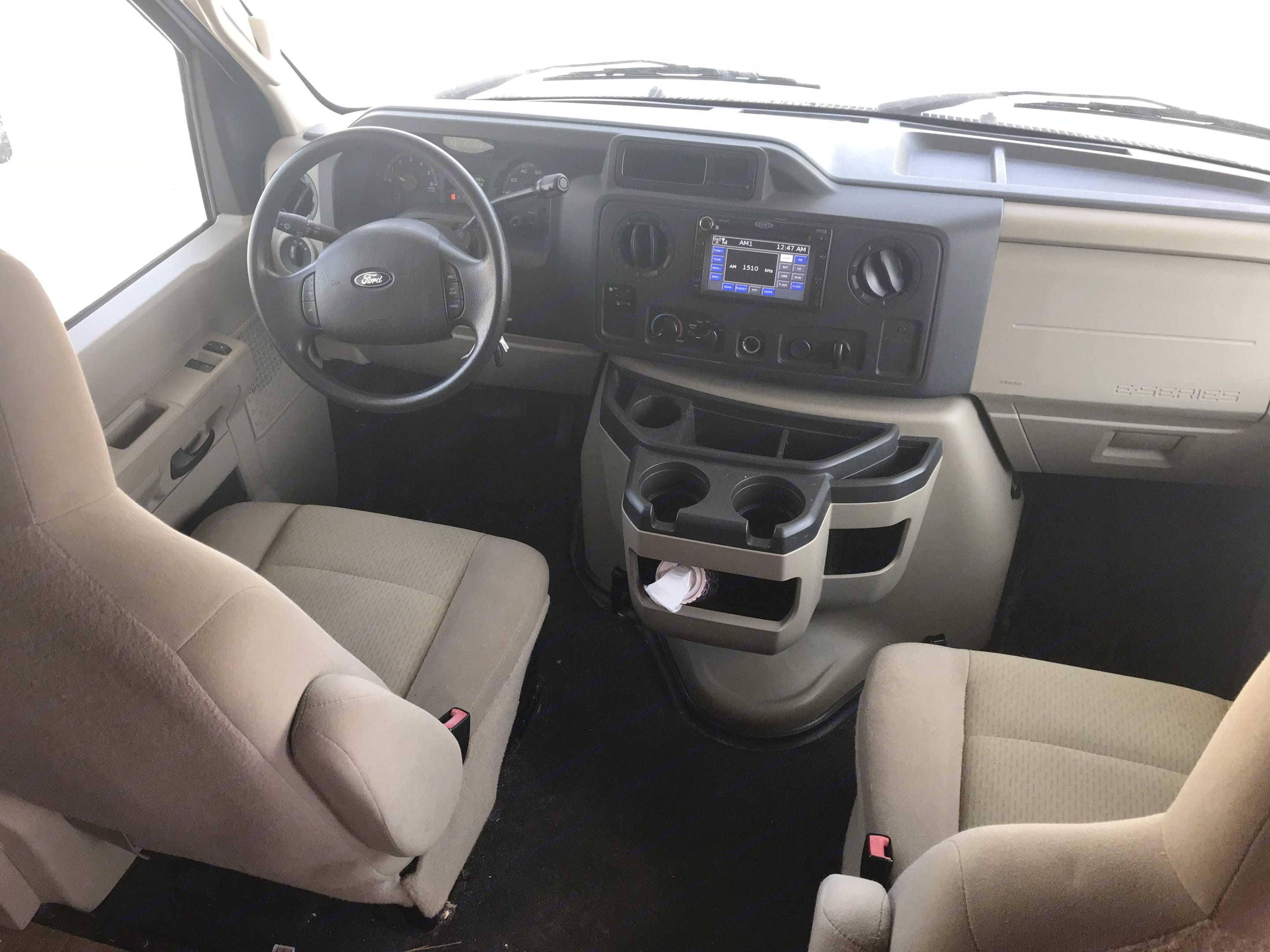 Comfortable and easy to drive. Back up camera and all the upgrades.. Coachmen Freelander 2012