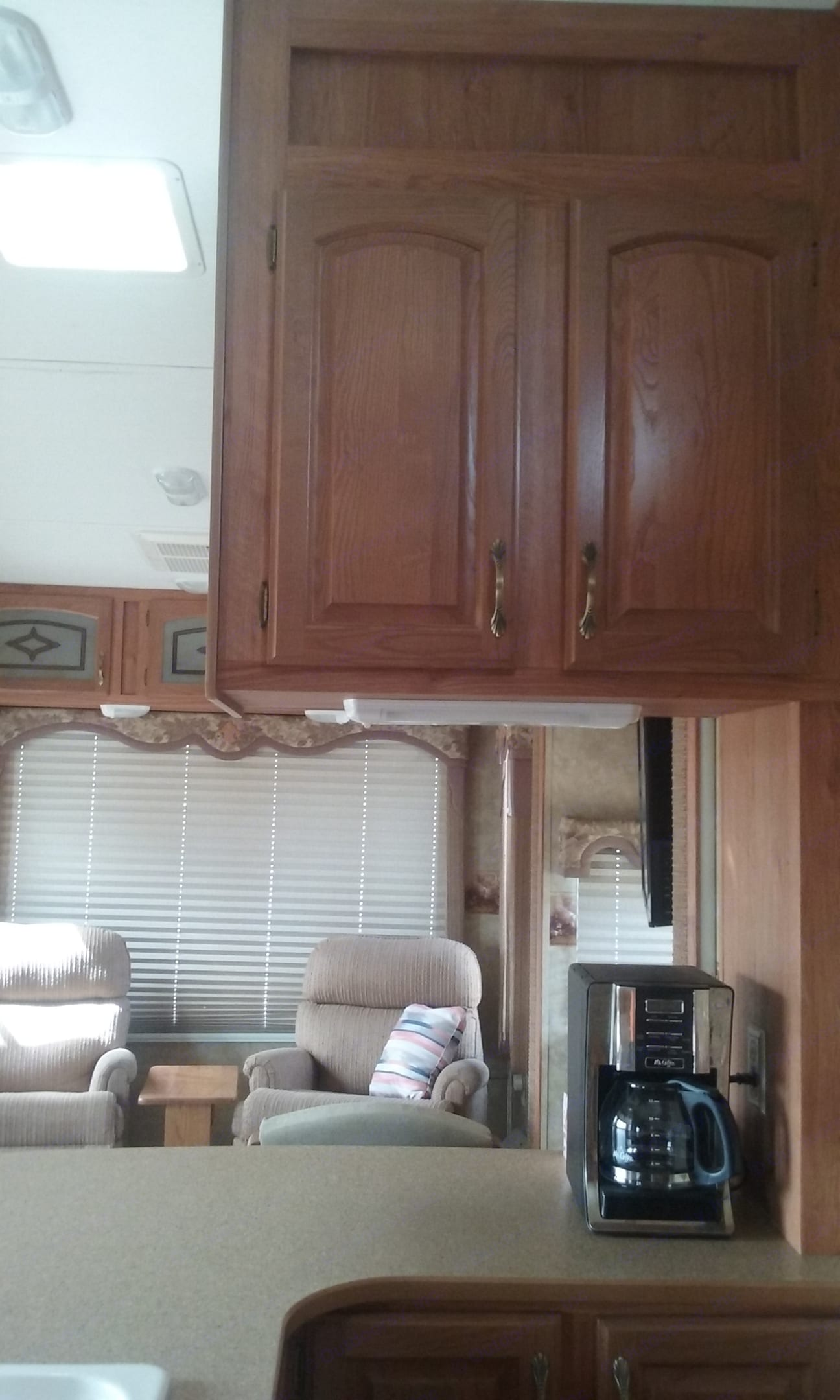Start your day with a great cup of coffee.. Jayco Eagle 2007
