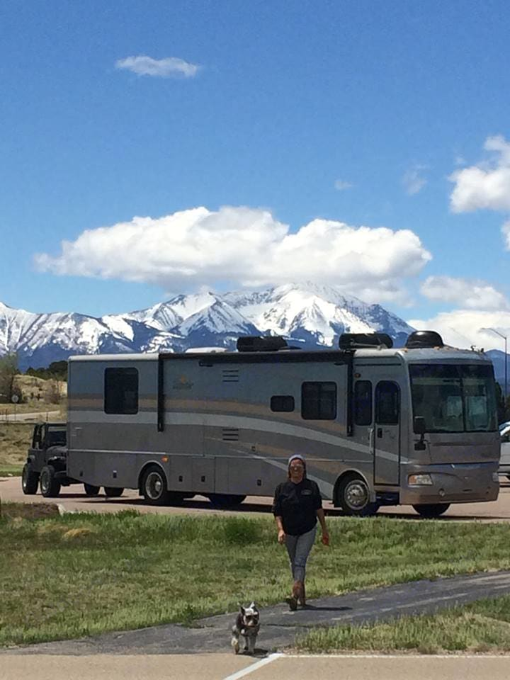 Southern Colorado... beautiful!. Fleetwood Bounder 2006
