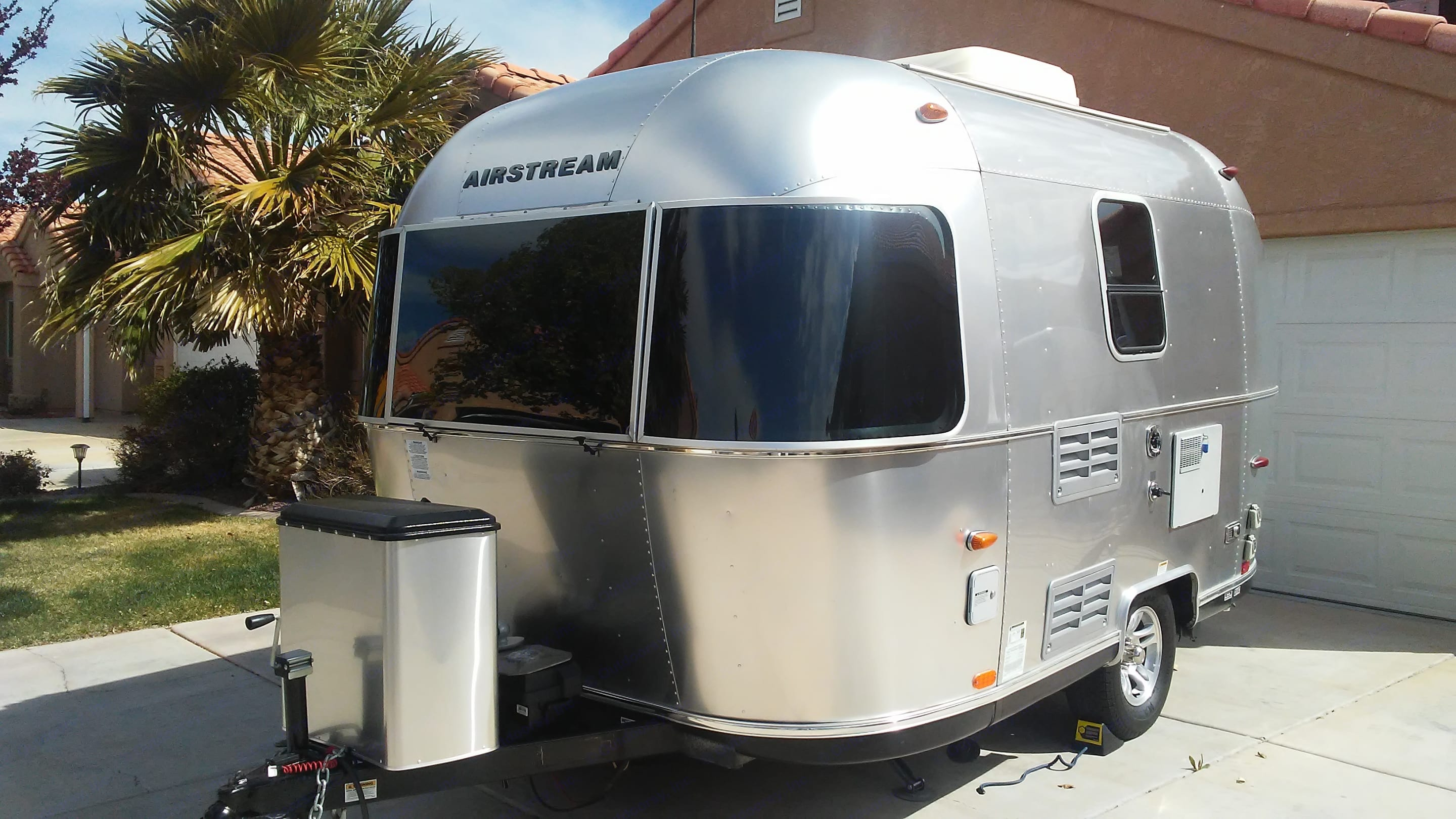 Your Adventure begins here...... Airstream Sport Bambi 2015