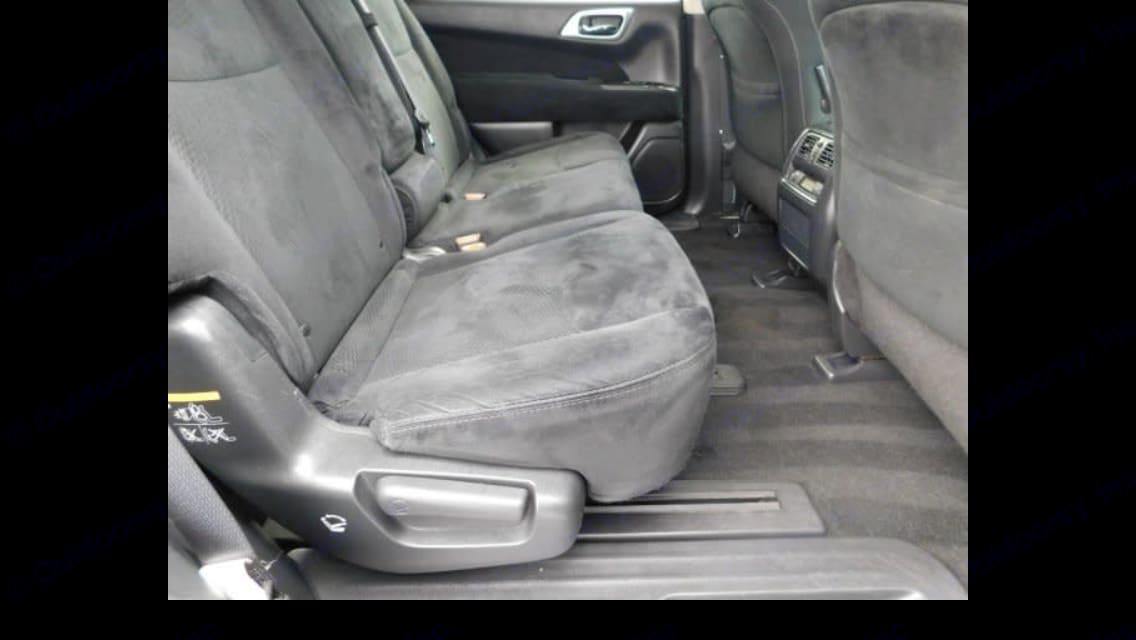 Nissan Pathfinder 4x4 2016