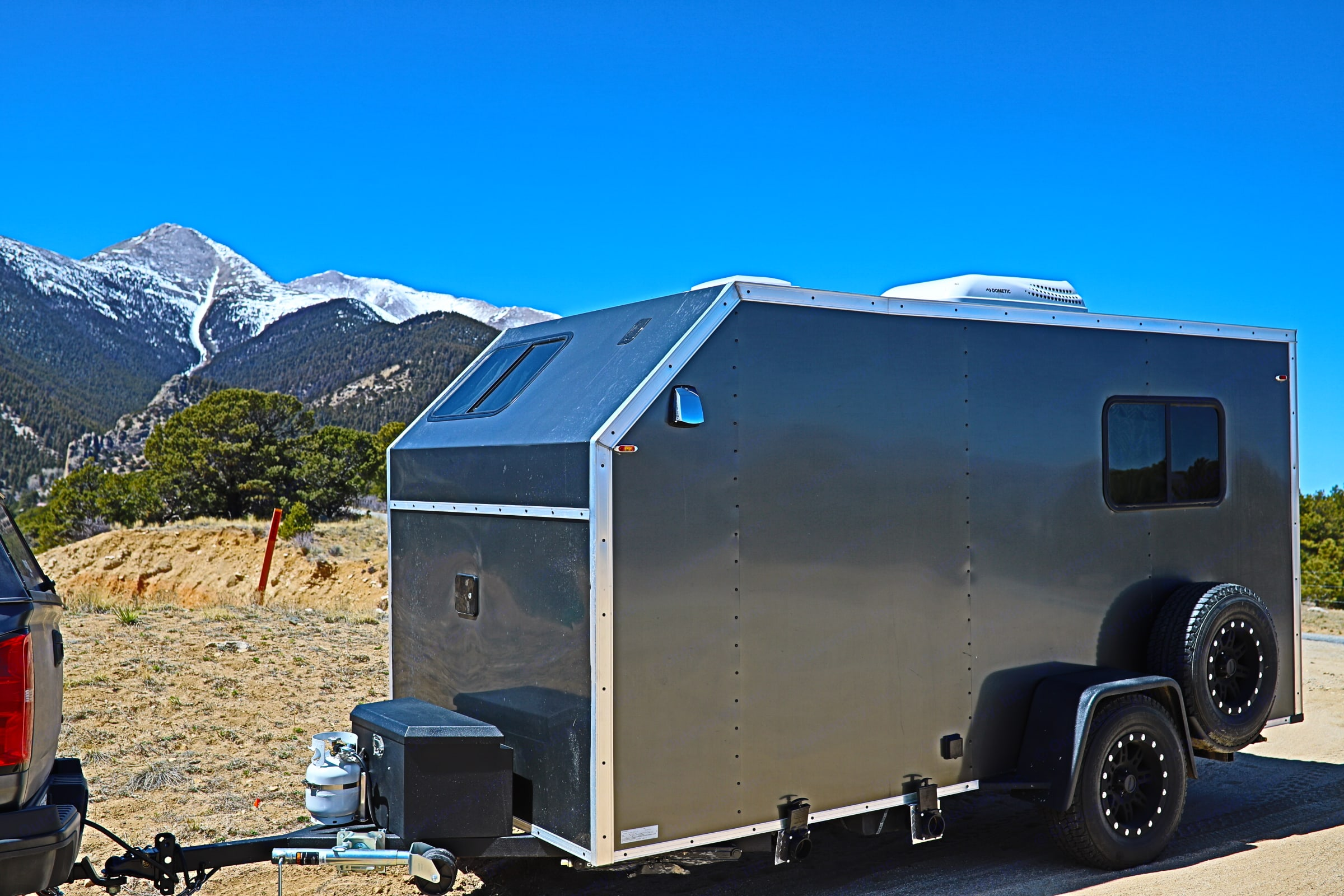 Roll in style! One of a kind off road camper. . Airstream Base Camp 2018