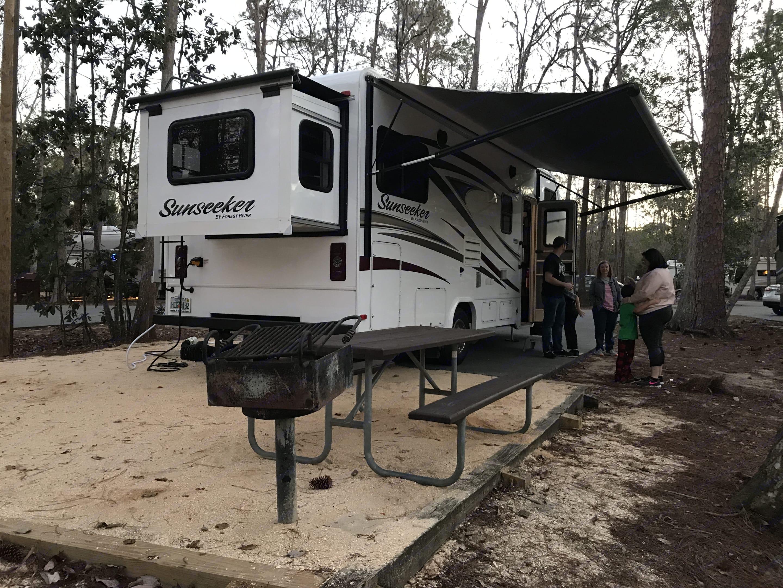 Forest River Sunseeker 2017
