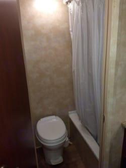 Bathroom. Coachmen Clipper 2014