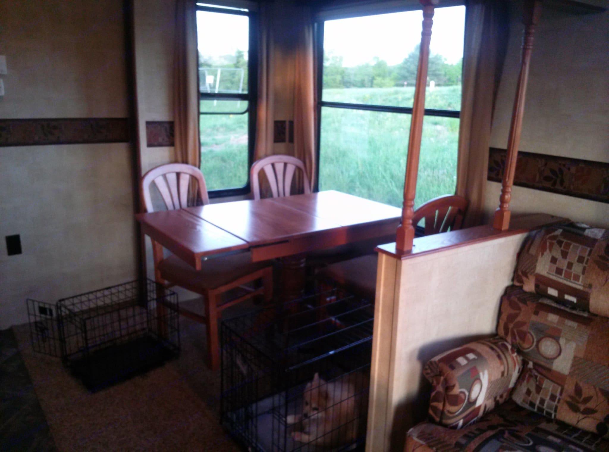 Dining Area sits 4. Keystone Residence 2013