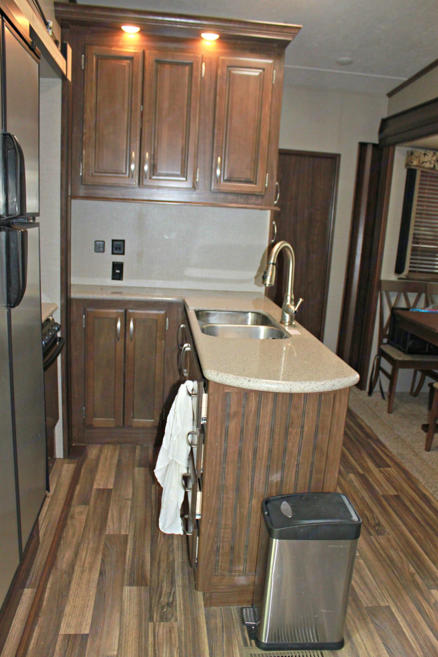 Kitchen. Keystone Montana High Country 2016