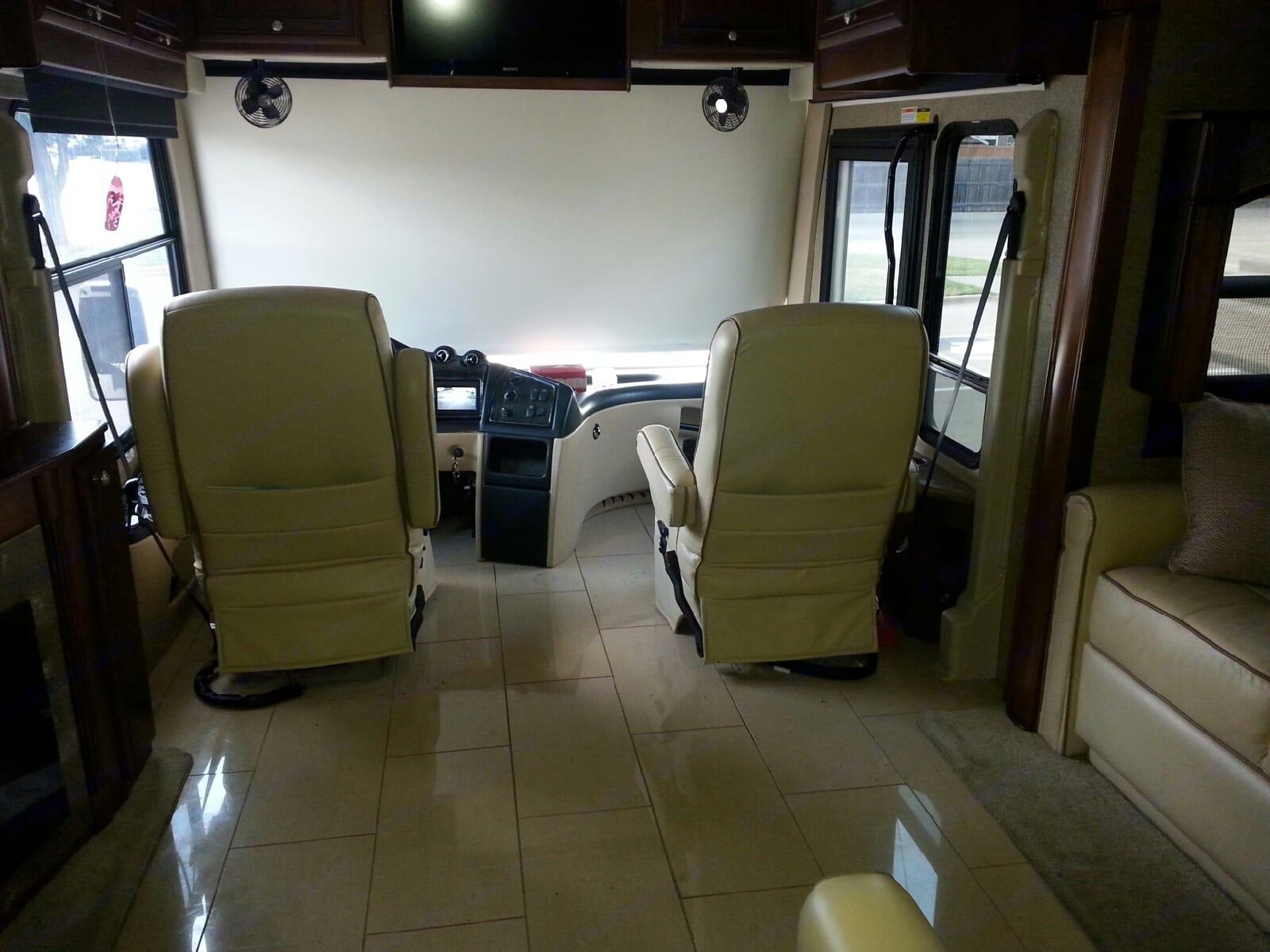 Thor Motor Coach Tuscany 2013