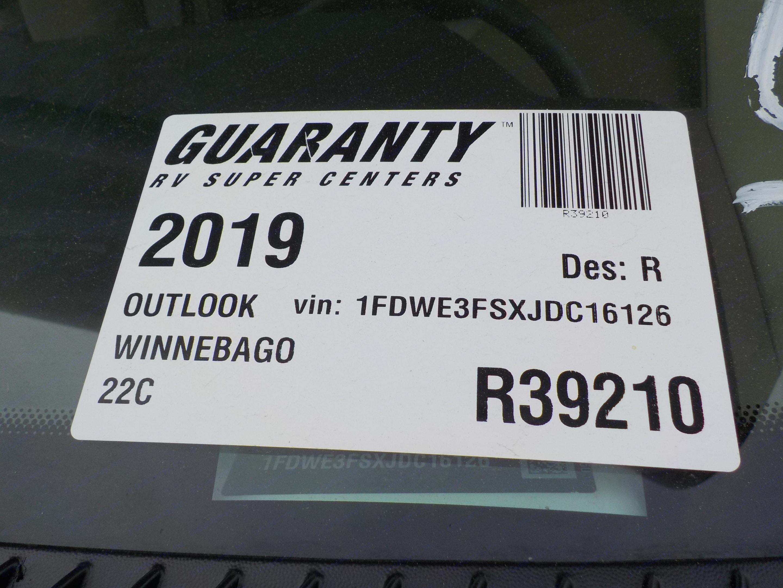 Winnebago Outlook 2019