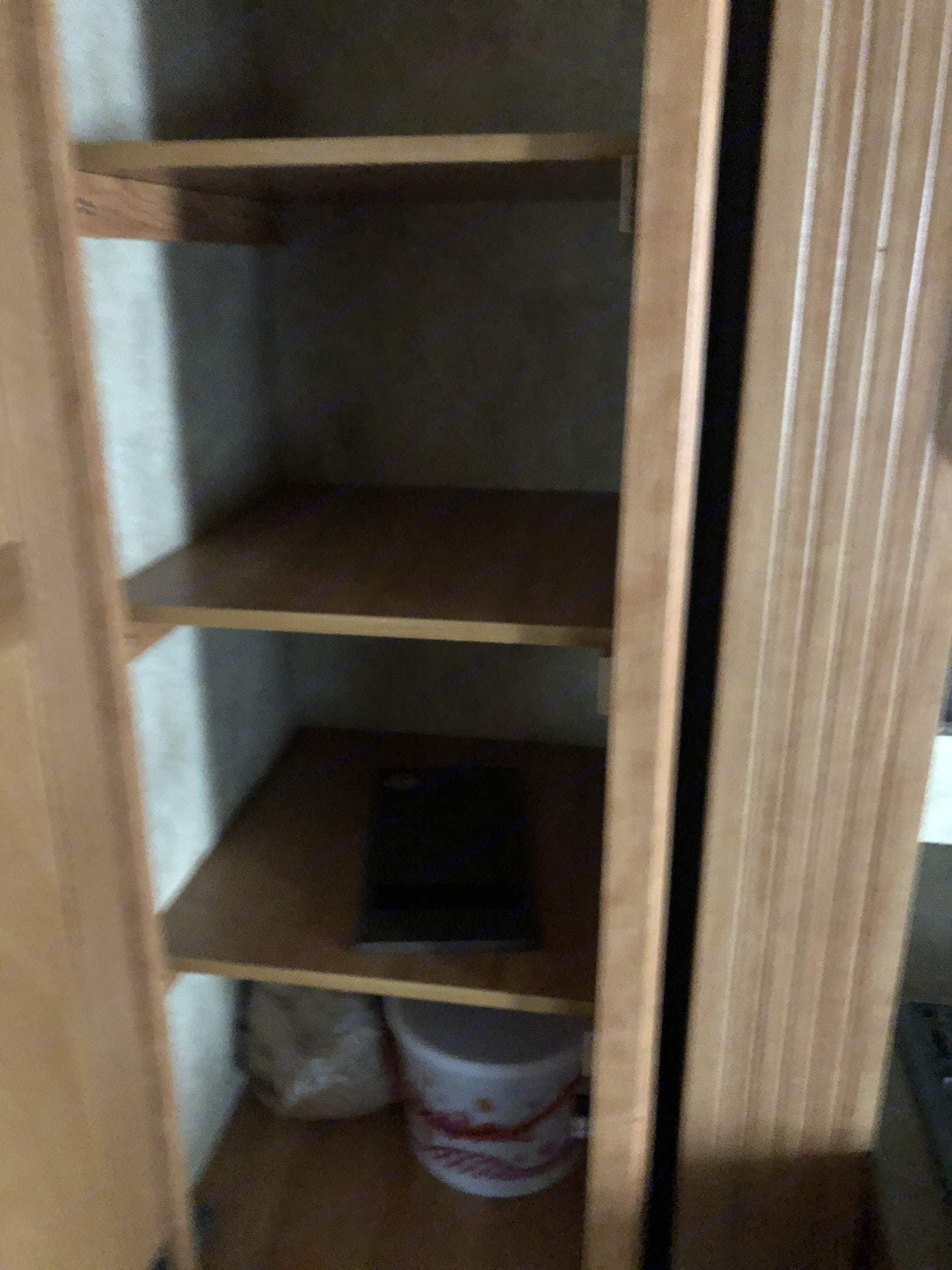 Linen/pantry closet. Keystone Passport 2009