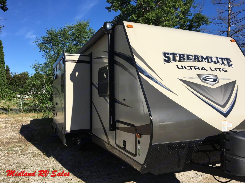 Trailer profile. Gulf Stream Streamlite Ultra Lite 2015