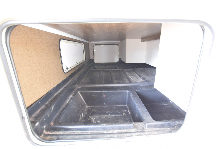 Large outdoor storage. Coachmen Freelander 2017