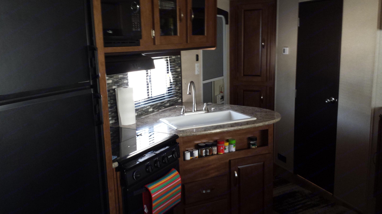 Kitchen. Wildwood 32qbss Other 2017