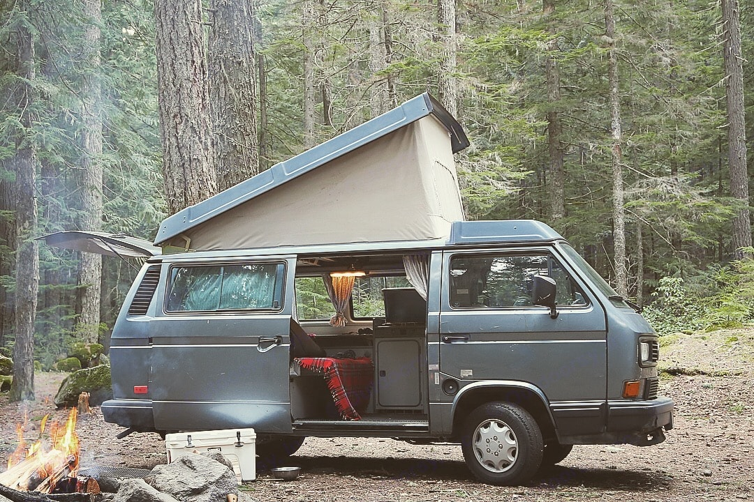 Volkswagen Westfalia 1989