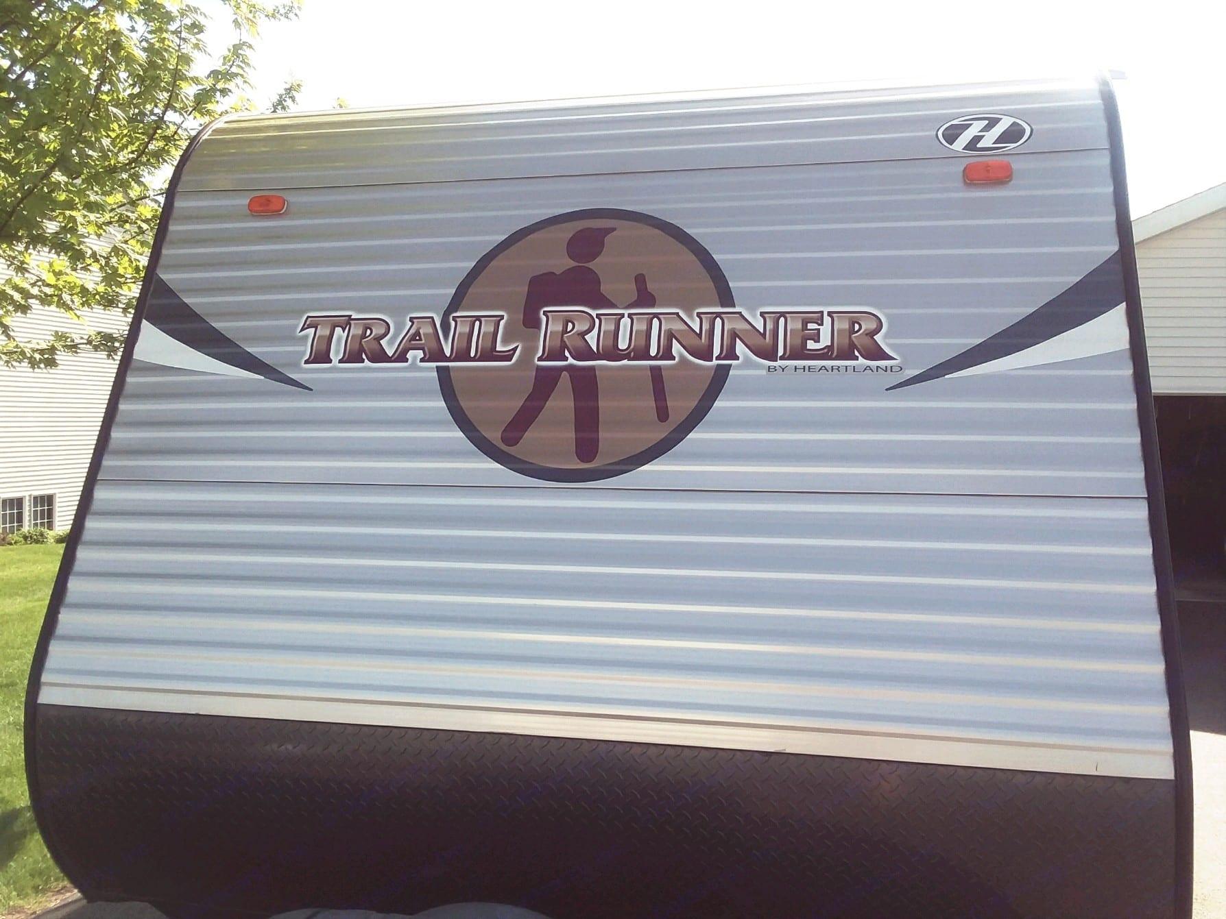 Heartland Trail Runner 2014