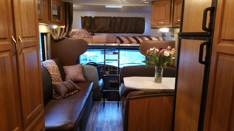 Newly remodeled, luxury RV. . Jayco Eagle 2000