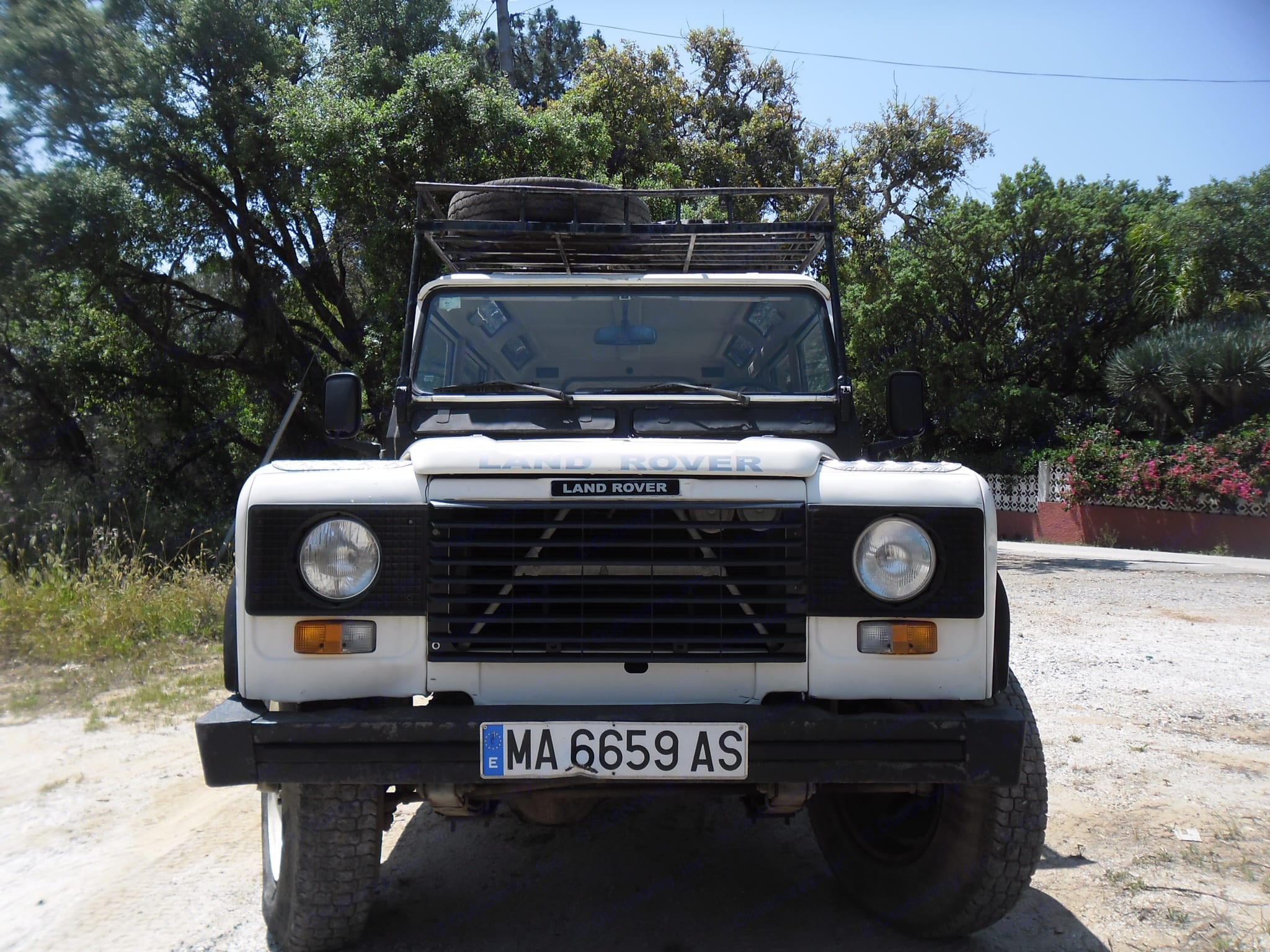 land rover defender 110 1989