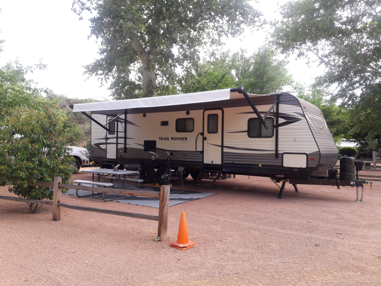 Full set up. Heartland Trail Runner 2018