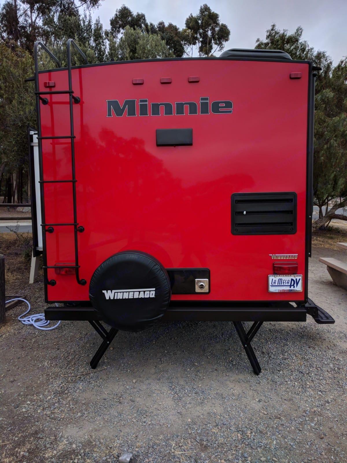 Winnebago Minnie 2019