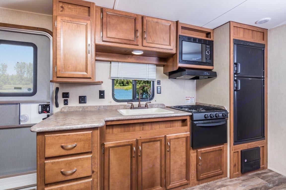 Kitchen. Gulf Stream Kingsport 2016