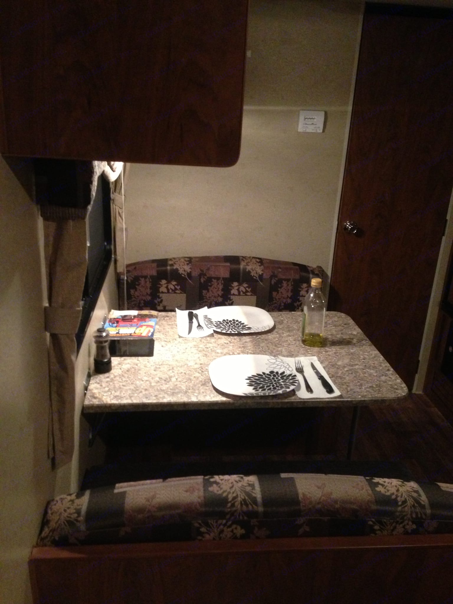 Outdoors Rv Manufacturing Back Country 2013