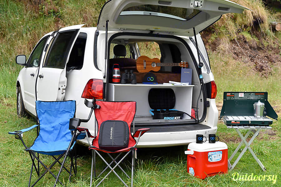 All the Gear You Need for a Great Camping Adventure!. Dodge Grand Caravan 2015