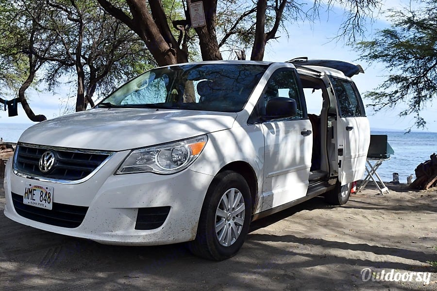 Don't look like a camper and have more fun!. Dodge Grand Caravan 2015