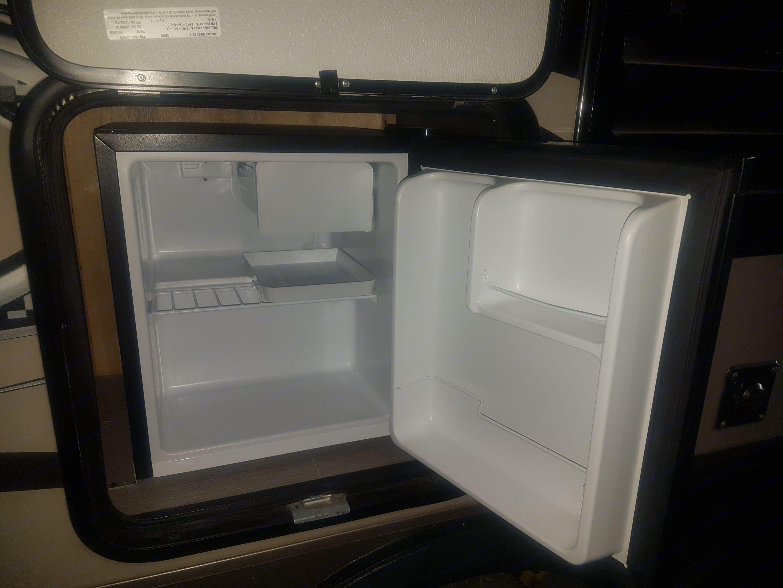 Outside fridge. Open Range Other 2016