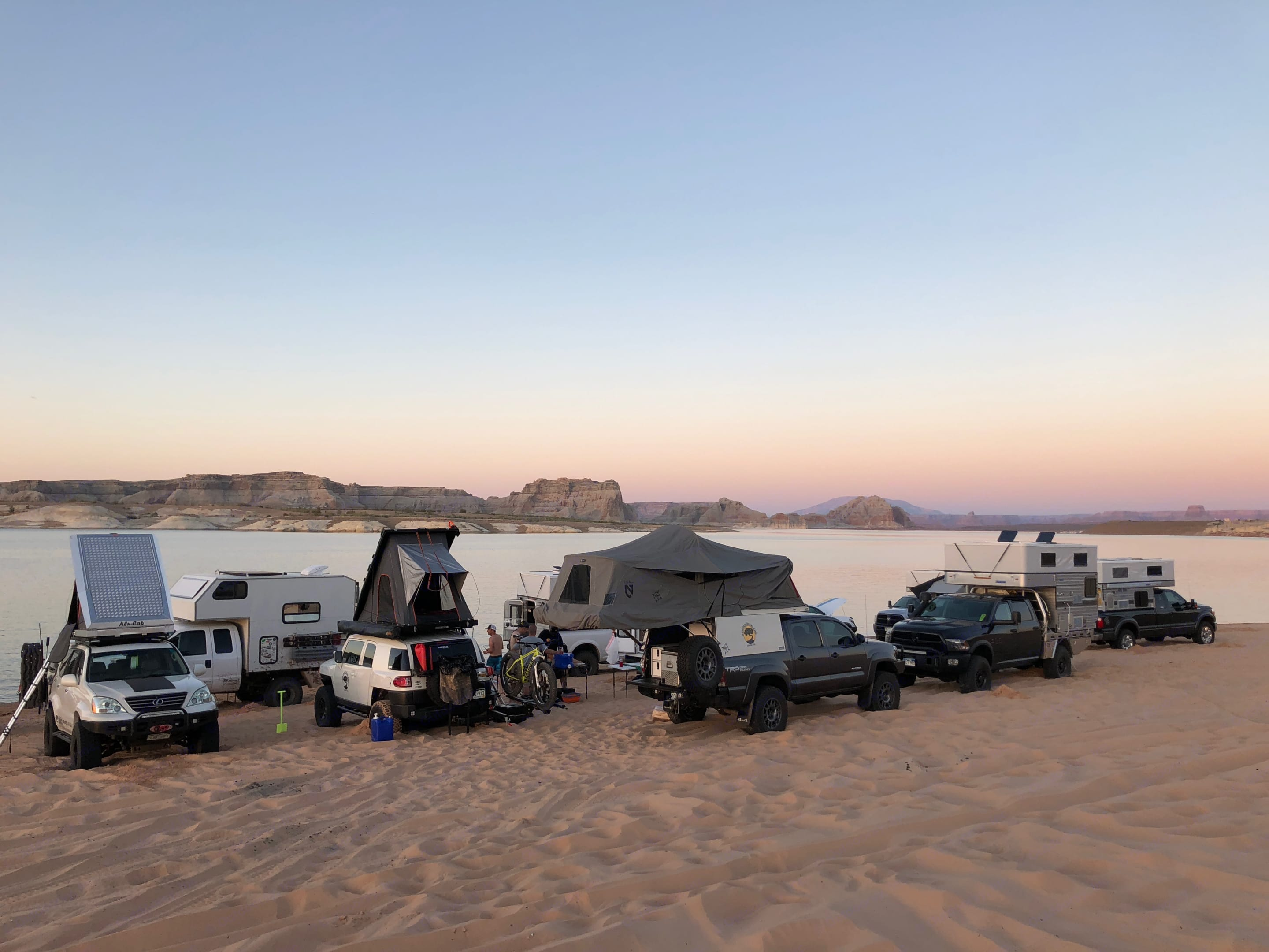 Four Wheel Campers Grandby 2019
