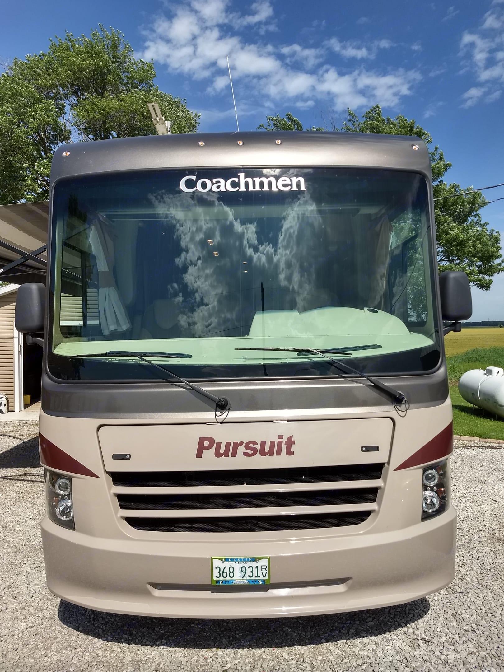 Coachman Pursuit 2015
