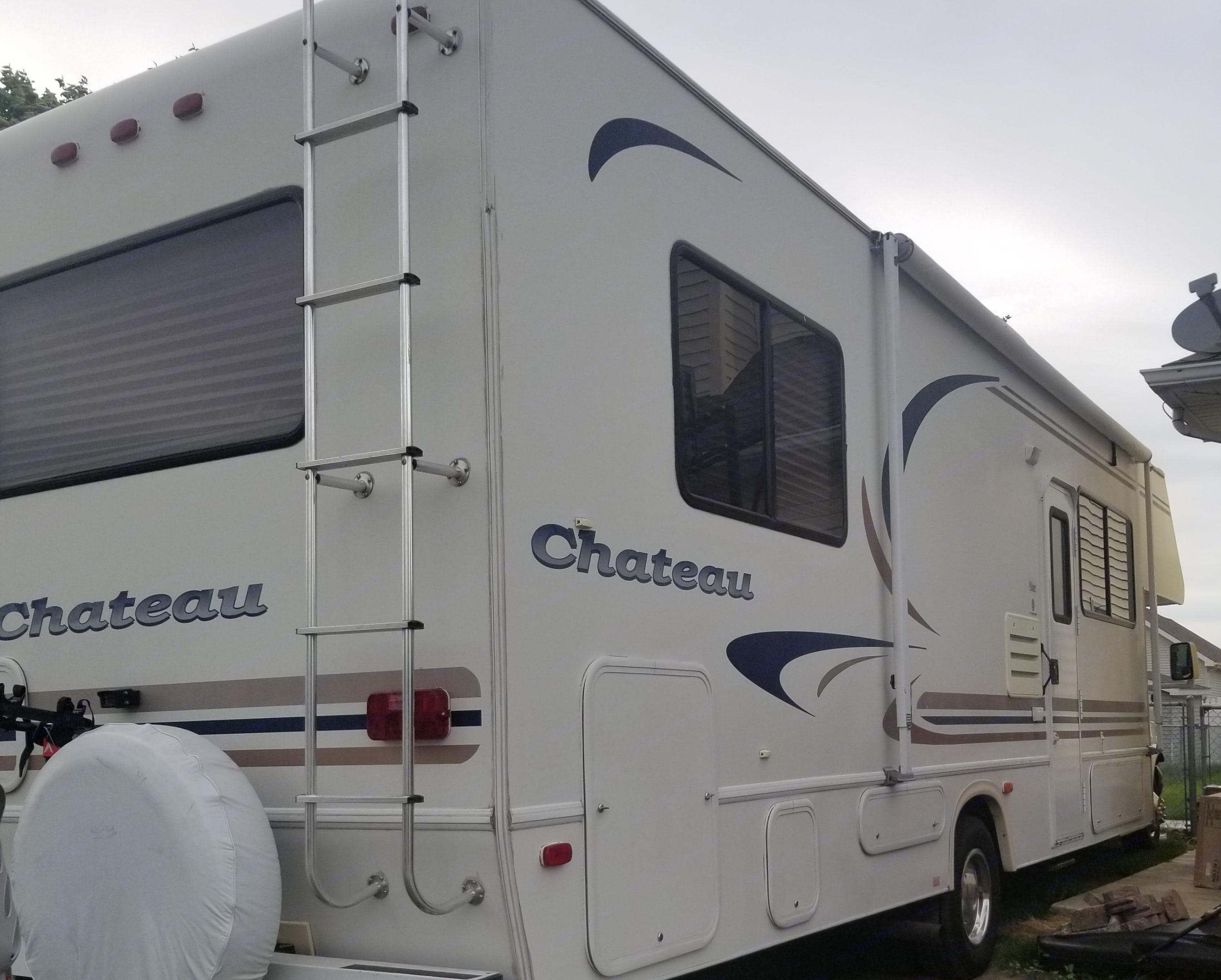 Ford Coachman 450 2000