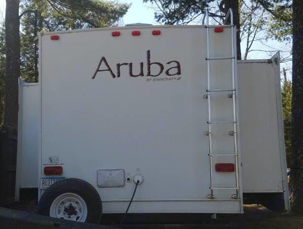 Starcraft Aruba 2007