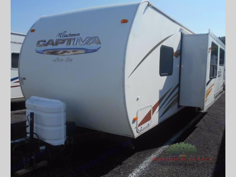 Coachmen Captiva 2009