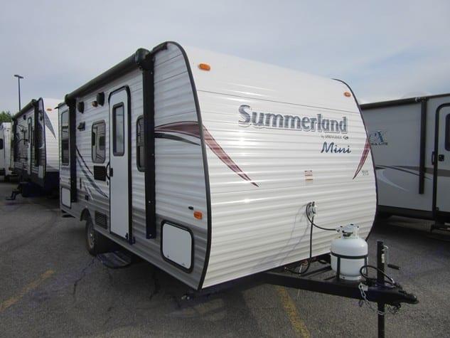 Keystone summerland mini 2016