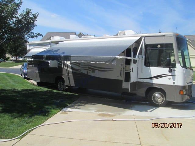 Winnebago Vista 2011