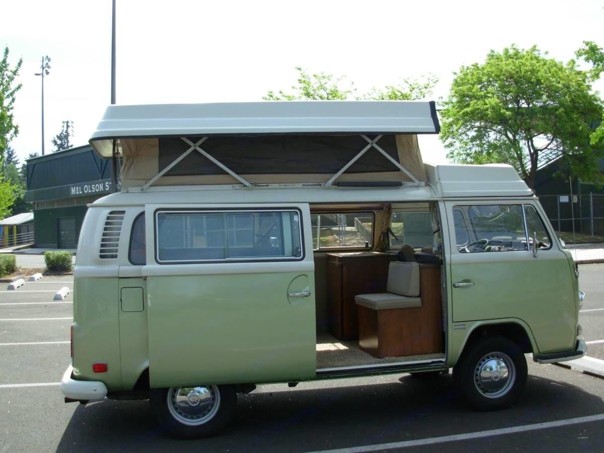 Volkswagen Westfalia 1972